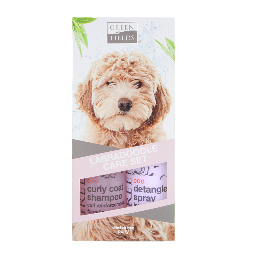 Greenfields Labradoodle Care Set <br>2 x 250 ml
