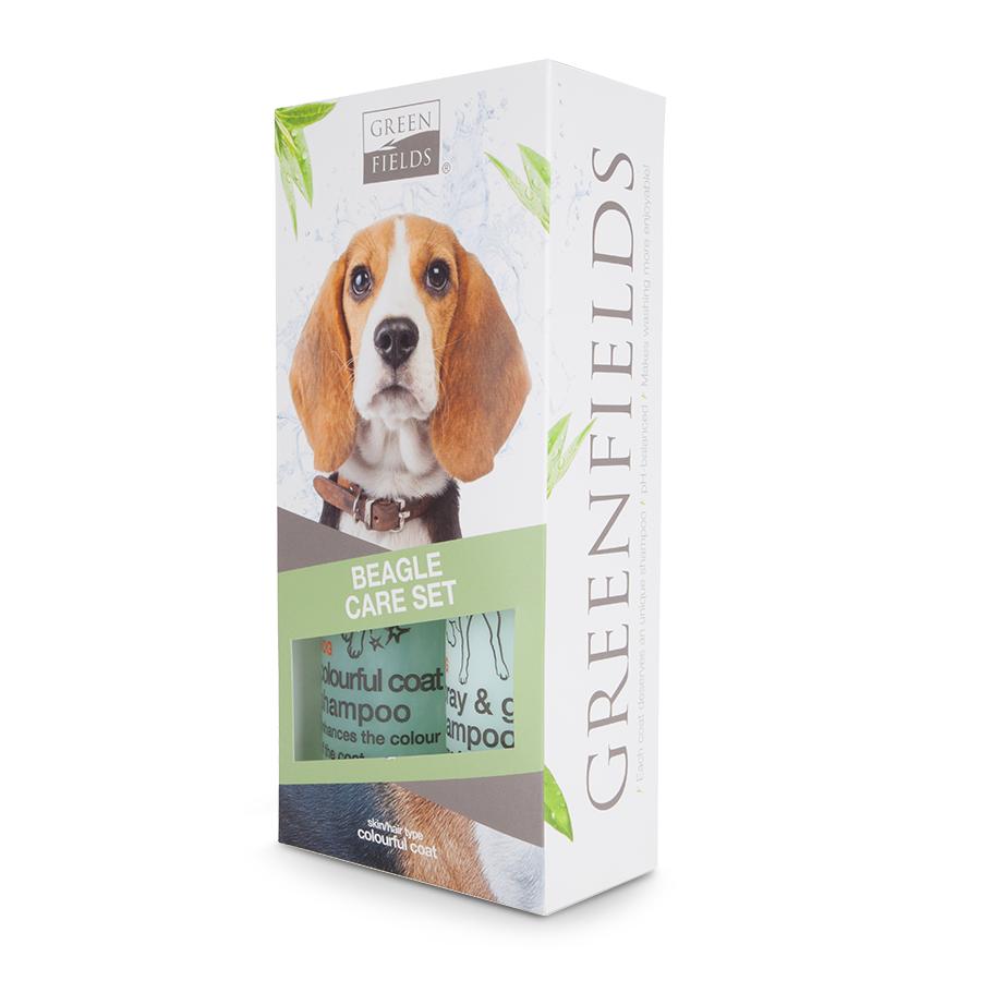 Greenfields Beagle Care Set 2 x 250 ml