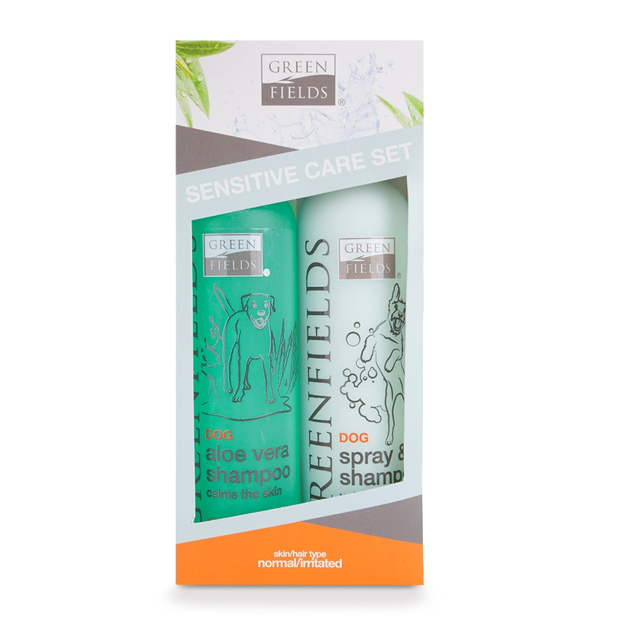 Greenfields Sensitive Care Set 2 x 250 ml