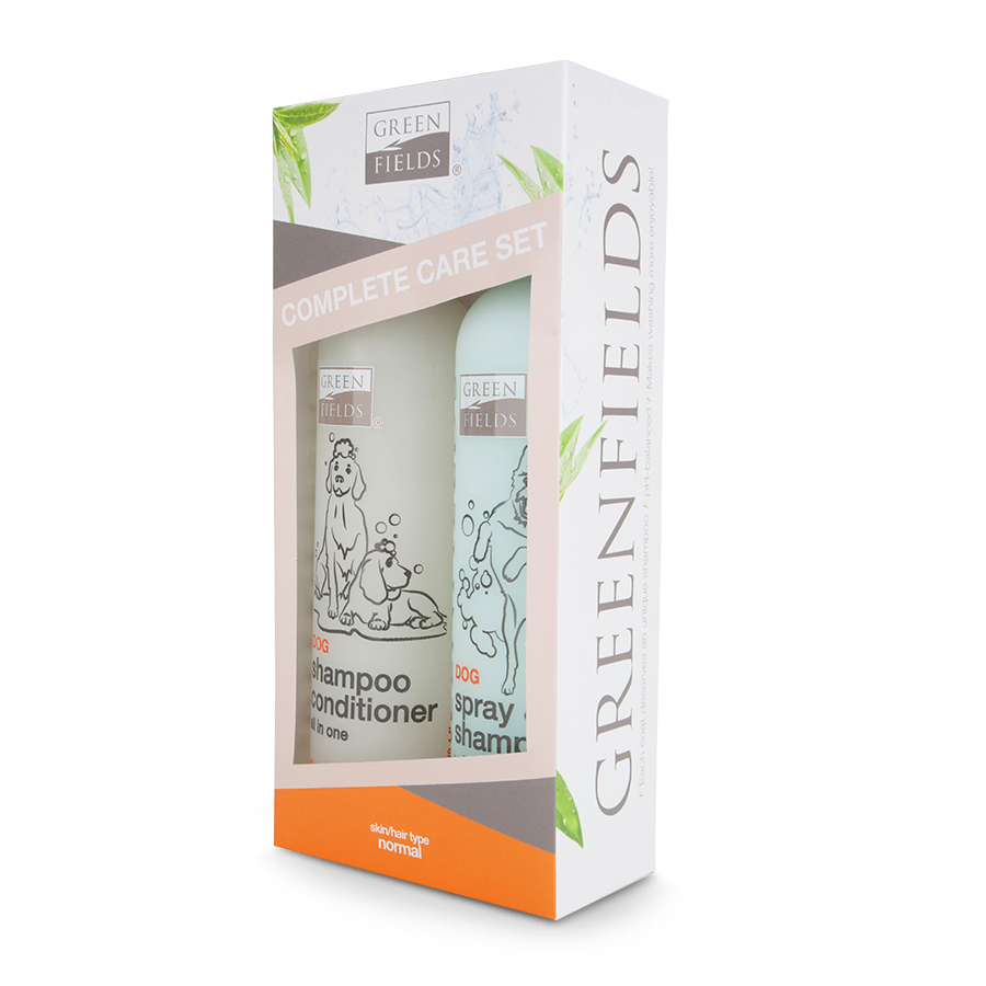 Greenfields Complete Care Set 2 x 250 ml