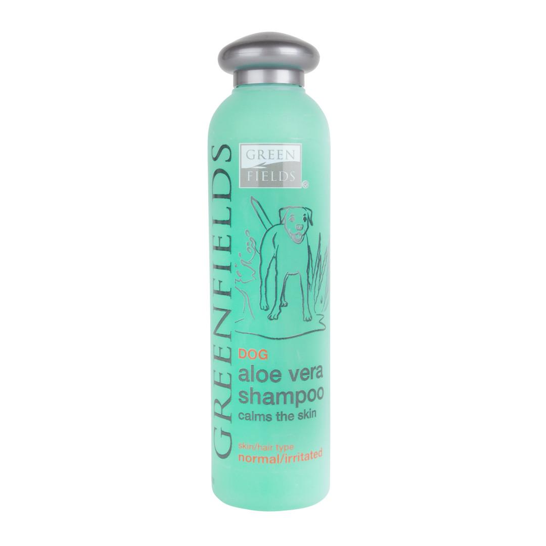 Greenfields Aloë Vera Shampoo 250 ml
