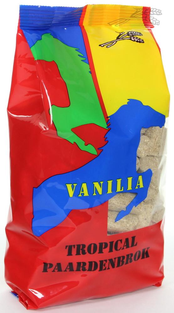 Vanilia Tropical paardensnacks 1 kg