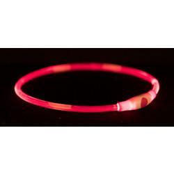 TRIXIE USB Flash lichtgevende buis rood