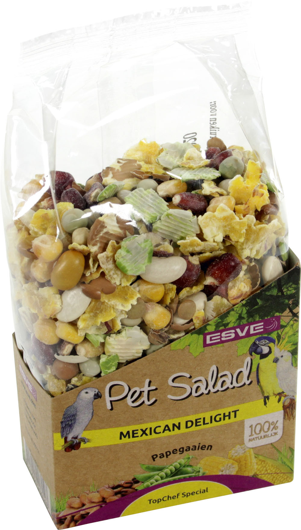 ESVE Pet Salad Mexican Delight 250 gr