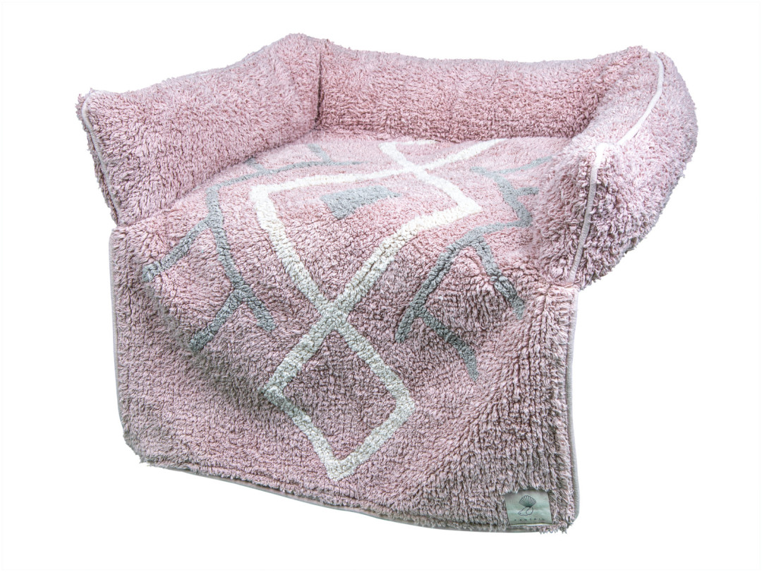 Fantail Sofa Bed Bobo Pink