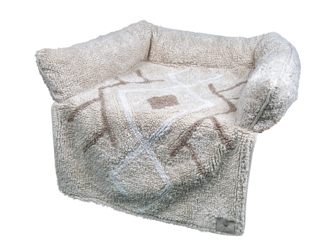 Fantail Sofa Bed Berber Caramel