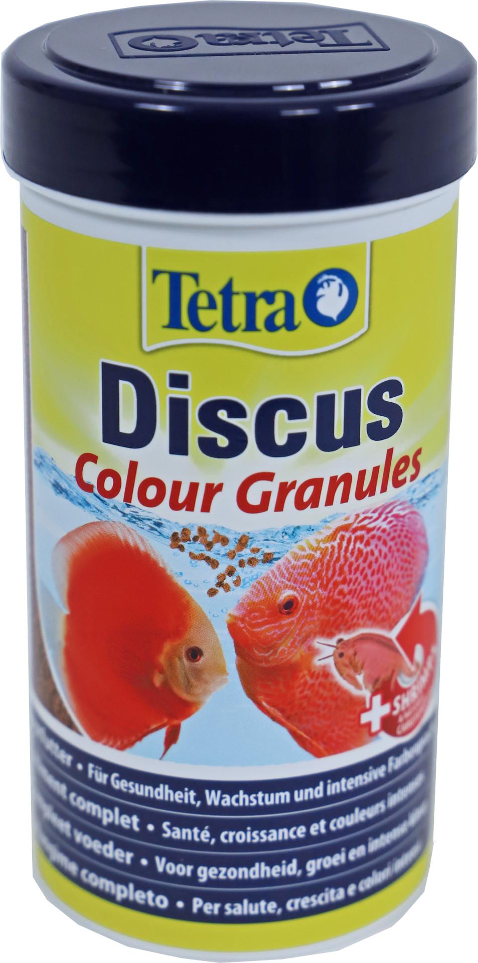 Tetra Discus Colour Granulaat 250 ml