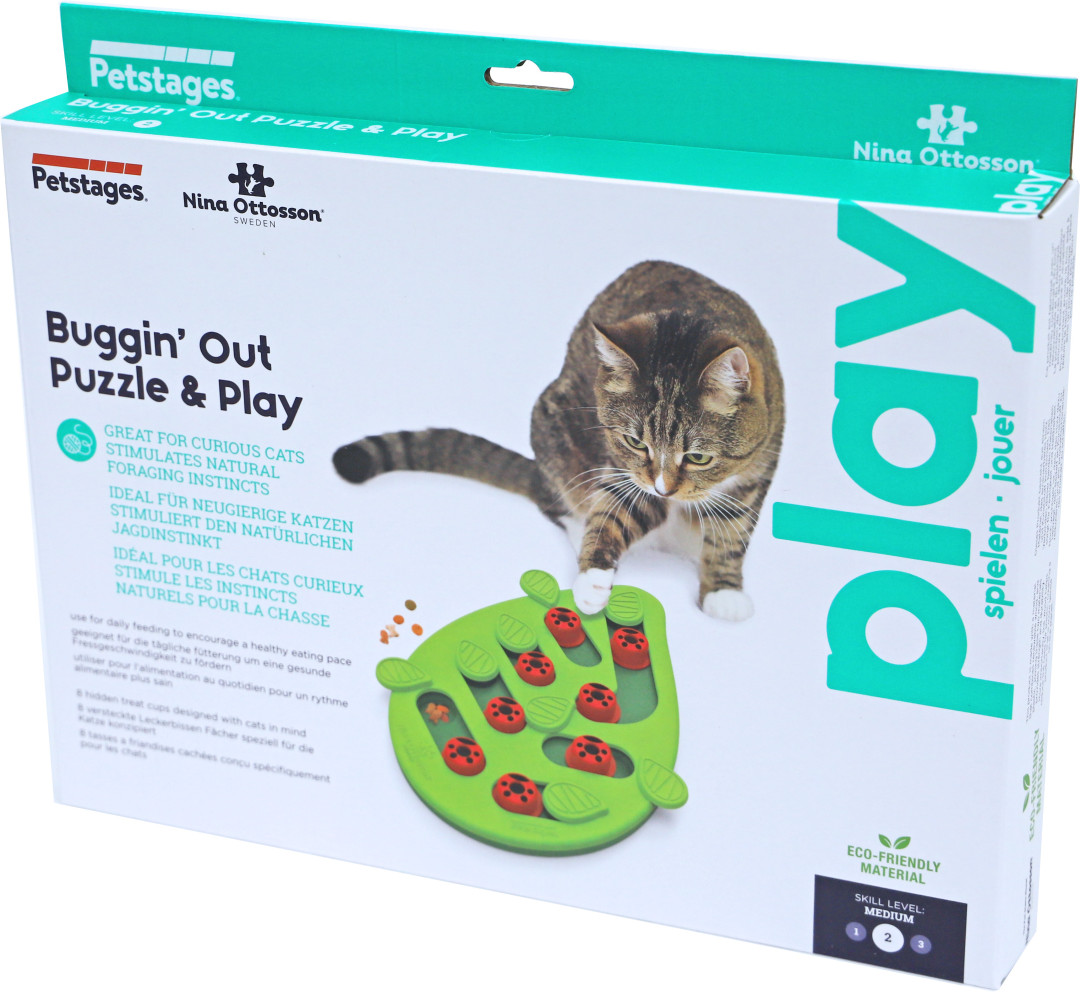 Nina Ottosson Puzzle & Play Buggin Out