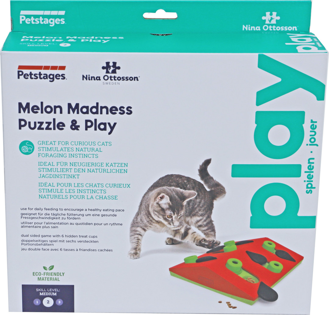 Nina Ottosson Puzzle & Play Melon Madness