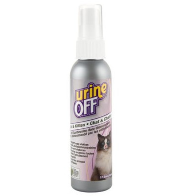 Urine Off Cat & Kitten Formula 118 ml