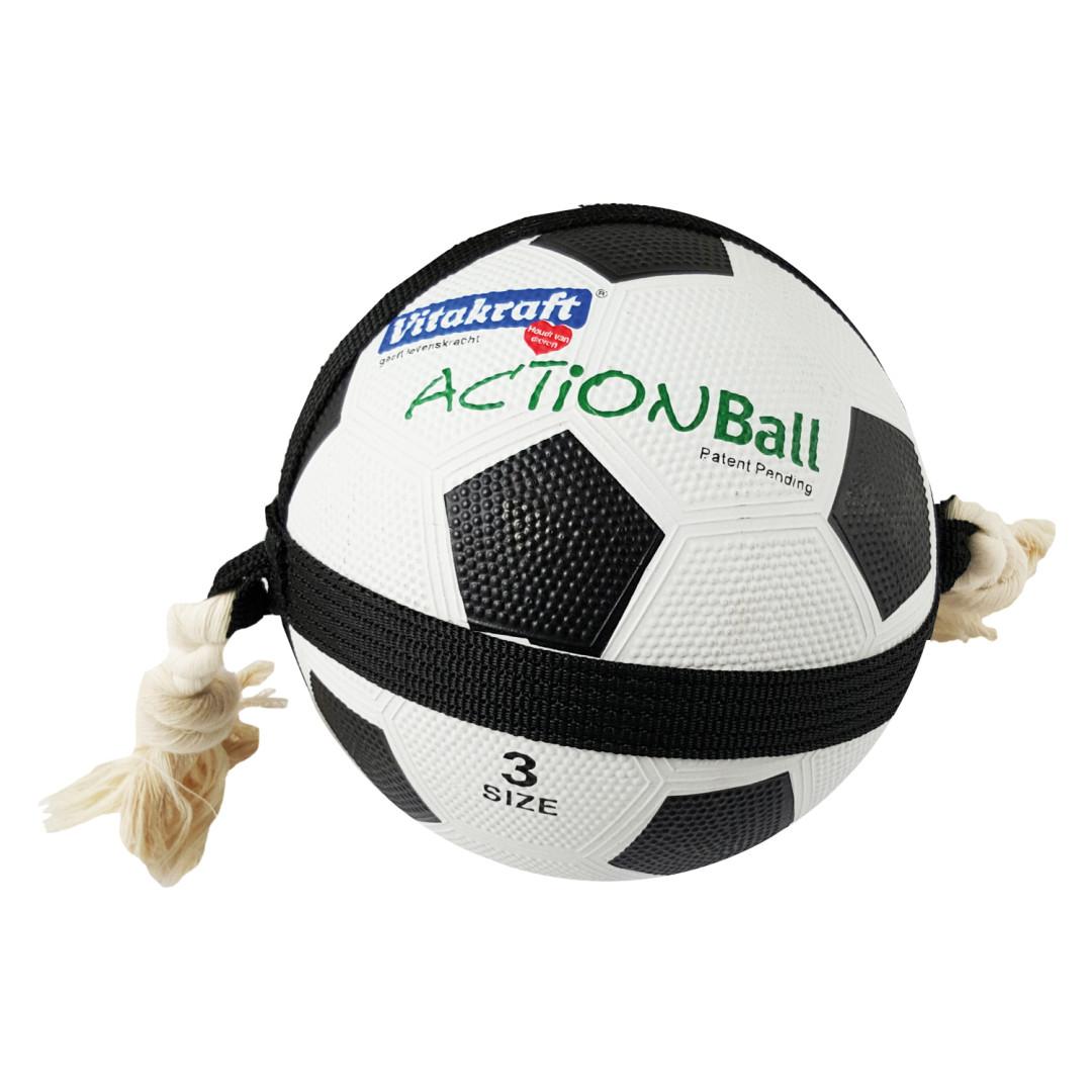 Hondenspeelgoed Action Ball 19 cm