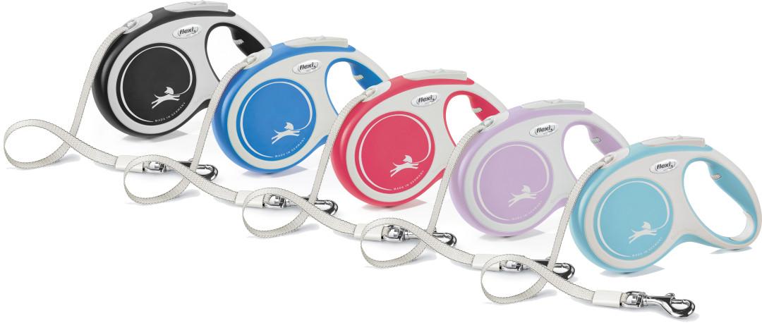 Flexi New Comfort met band S 5 mtr
