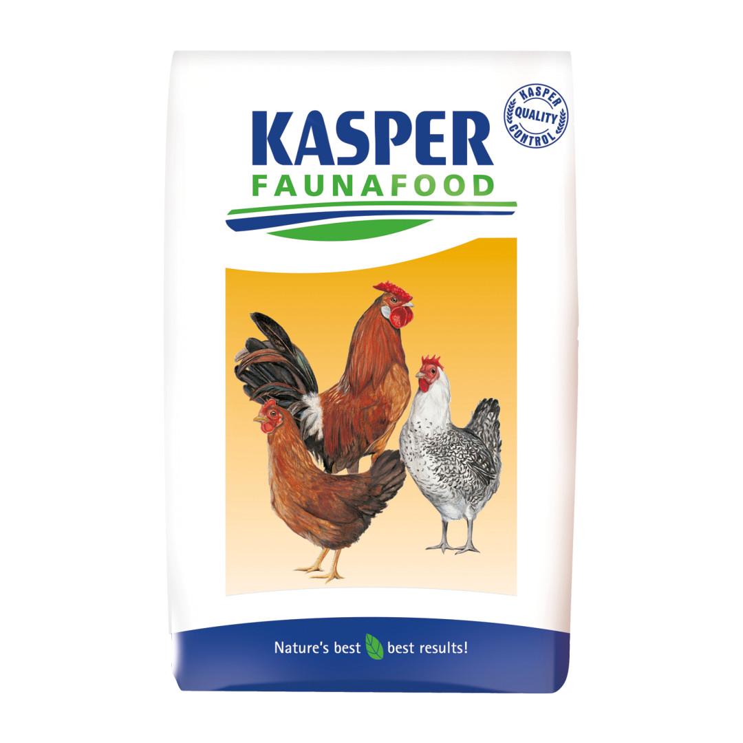 Kasper Faunafood Gemengd graan hele mais 20 kg