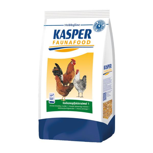 Kasper Faunafood Kuikenopfokkruimel 1 <br>4 kg