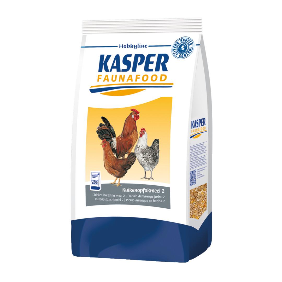 Kasper Faunafood Kuikenopfokmeel 2 <br>4 kg