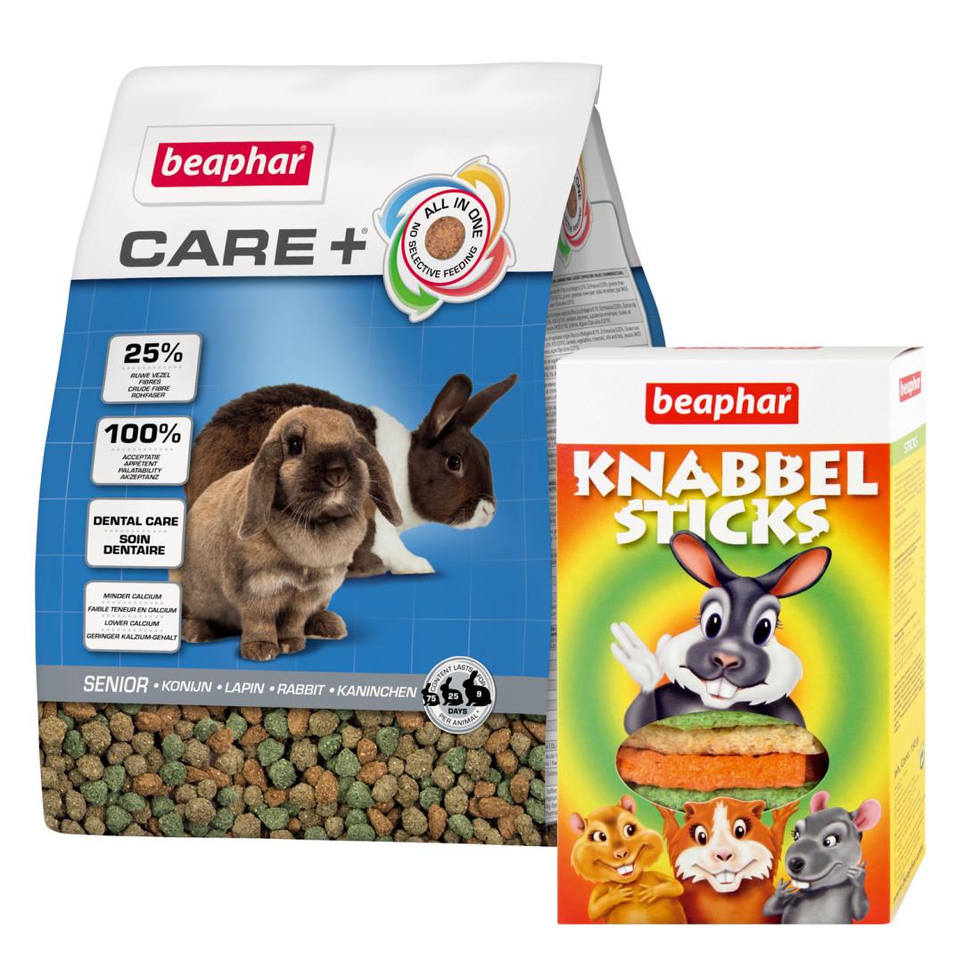 Beaphar Care+ konijn Senior 1,5 kg