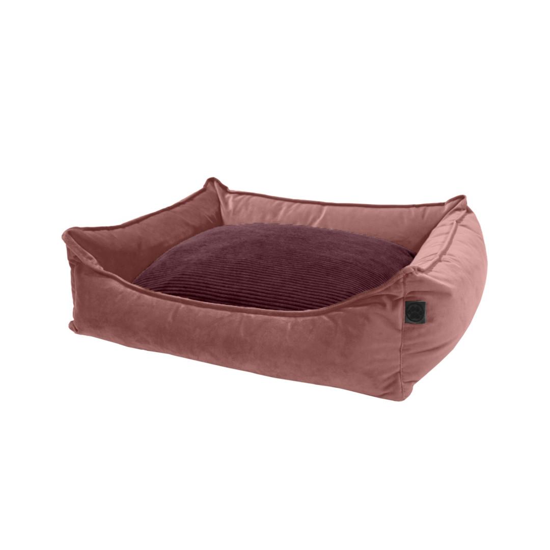 Overseas Petlife Hondenmand Revers Pillow Blush