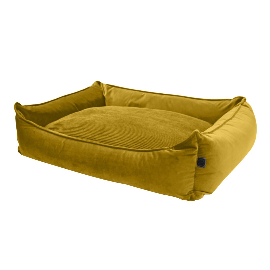 Overseas Petlife Hondenmand Revers Pillow Ochre