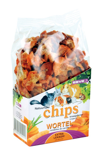 ESVE Chips Wortel <br>130 gr
