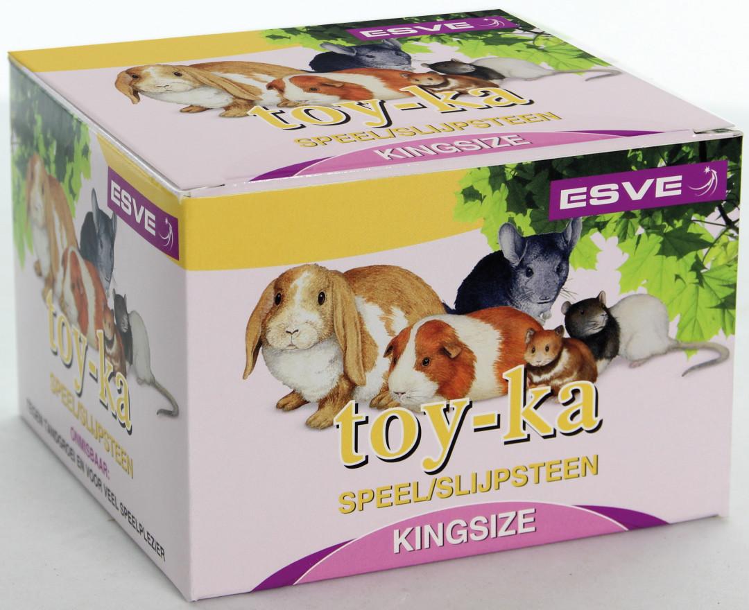 ESVE Knaagsteen <br>Toy-Ka Kingsize