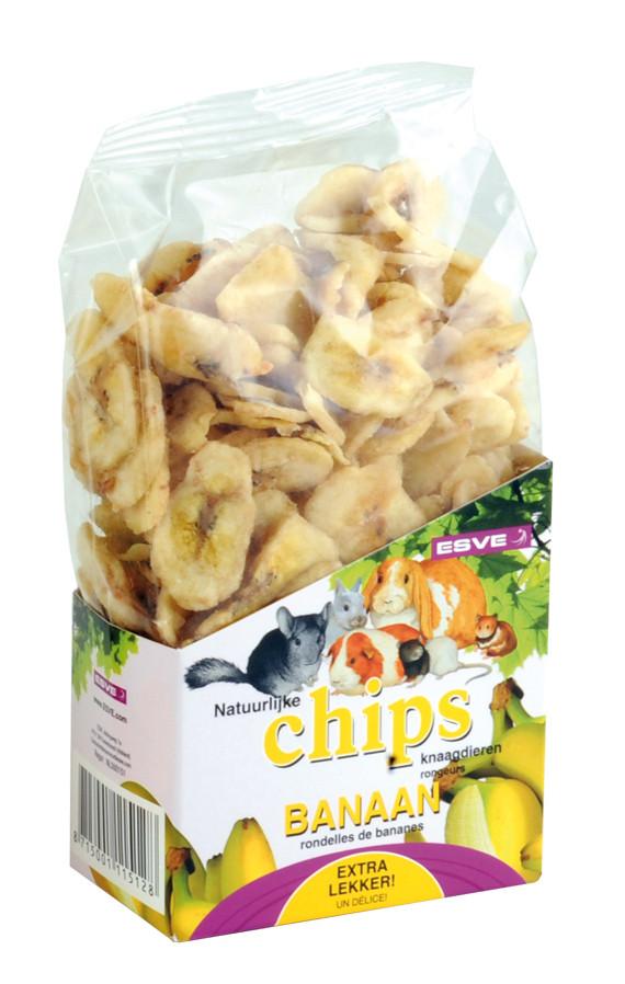ESVE Chips Banaan <br>150 gr