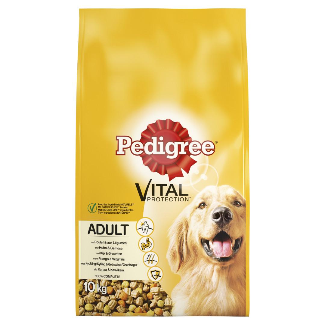 Pedigree hondenvoer Vital Protection Adult Kip 10 kg