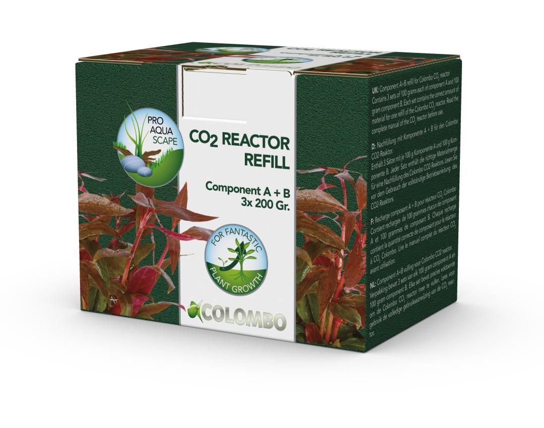 Colombo CO2 Reactor Navulling 1,2 kg