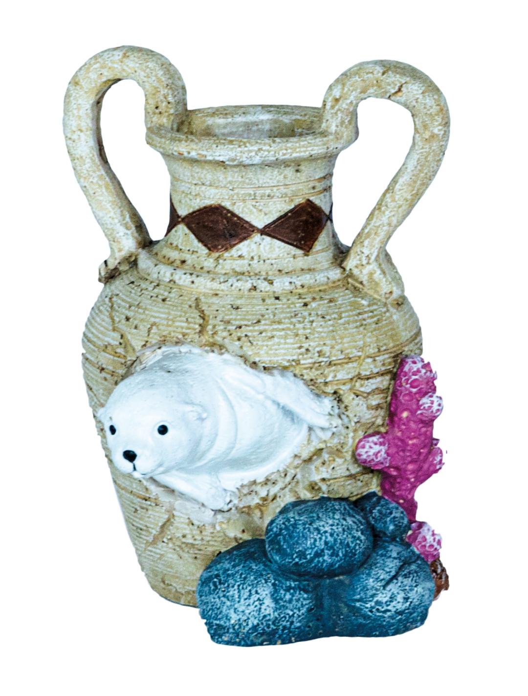 SuperFish Deco Jar Sea Lion