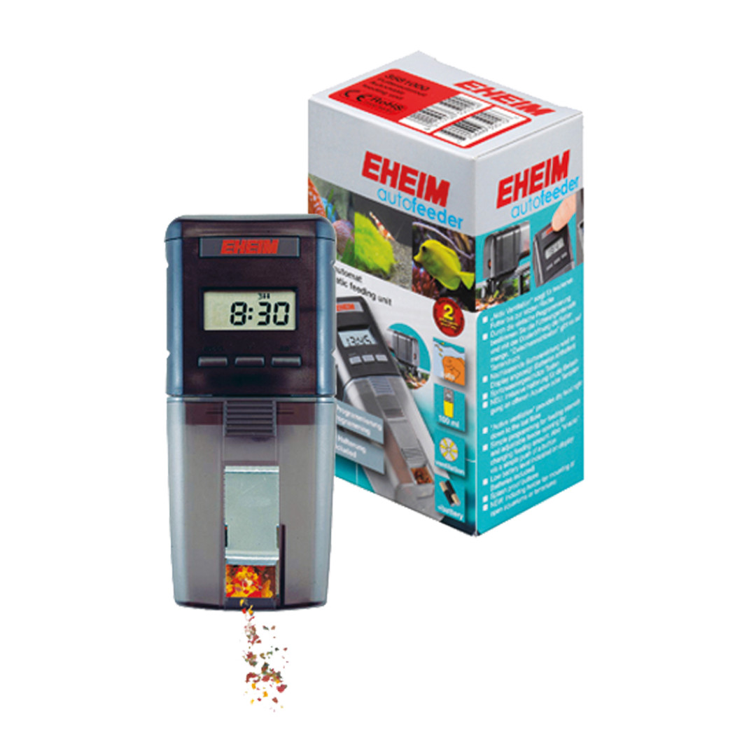 Eheim voederautomaat