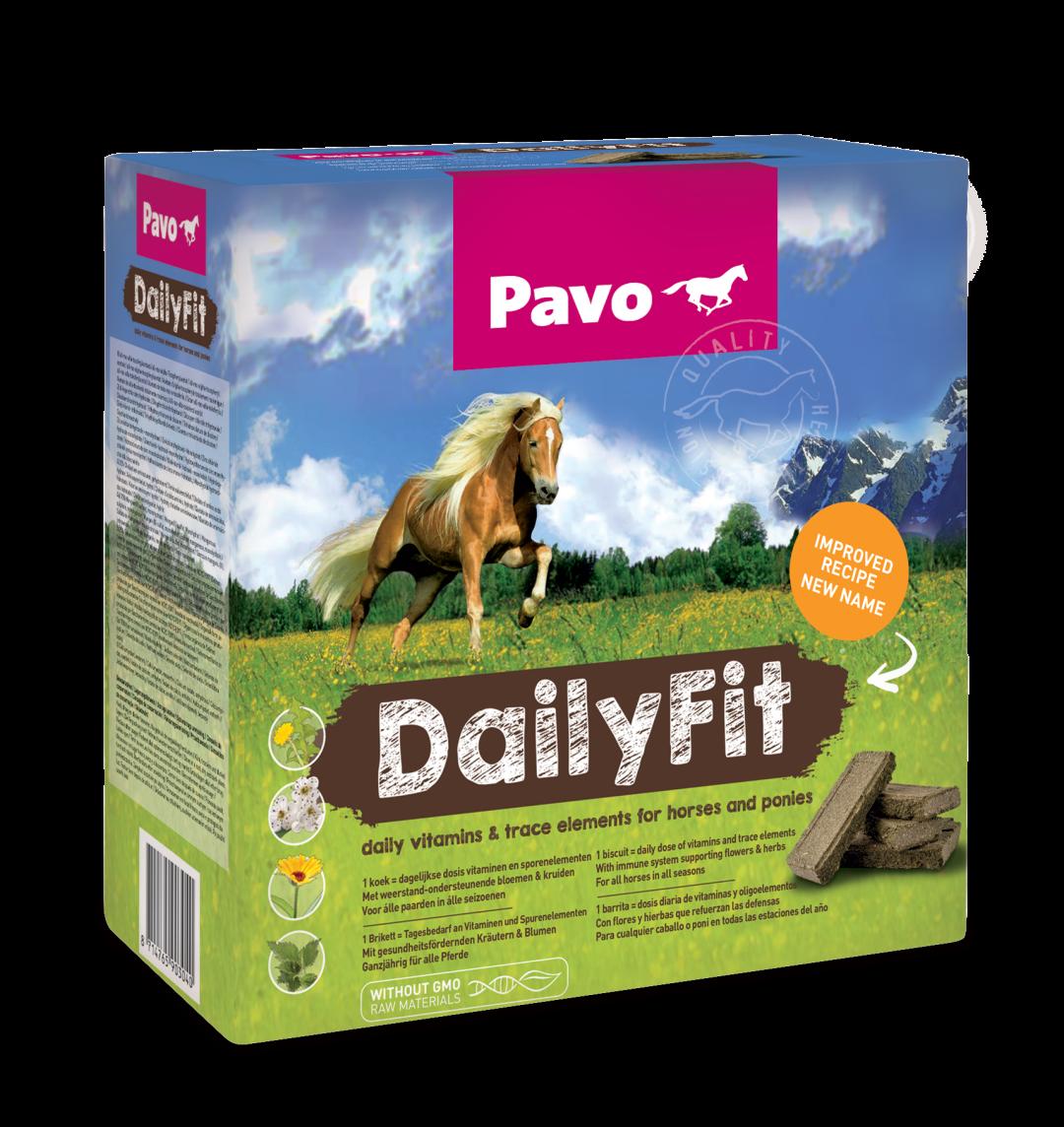 Pavo DailyFit 12,5 kg
