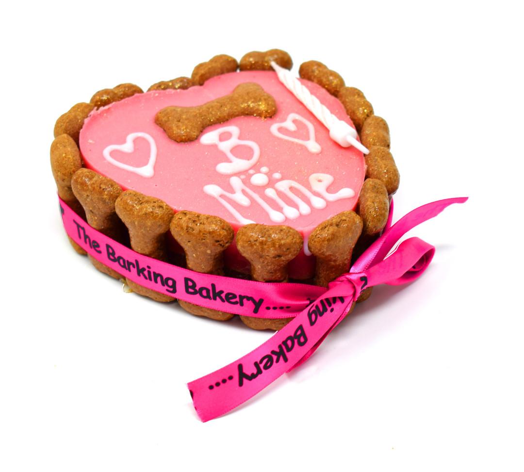 Barking Bakery <br>B Mine Cake
