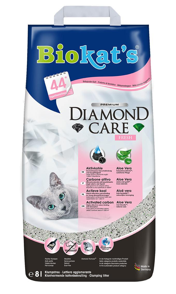 Biokat's Diamond Care Fresh 8 ltr
