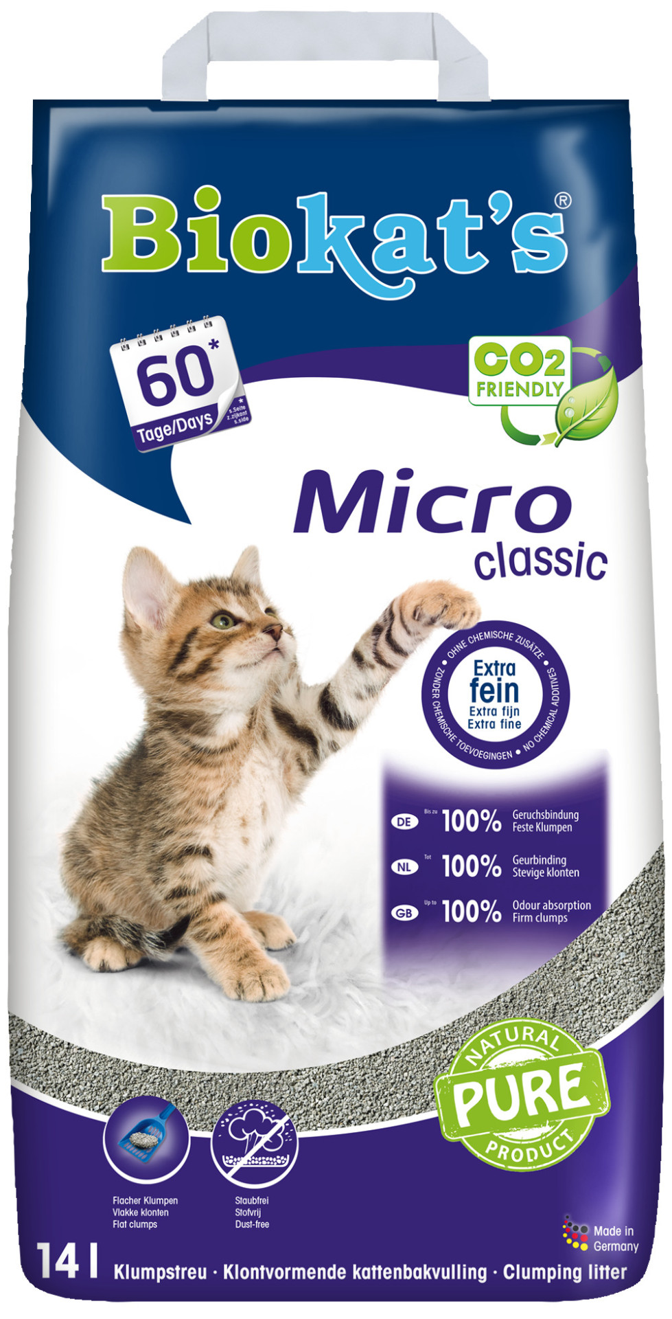 Biokat's Micro Classic 14 ltr
