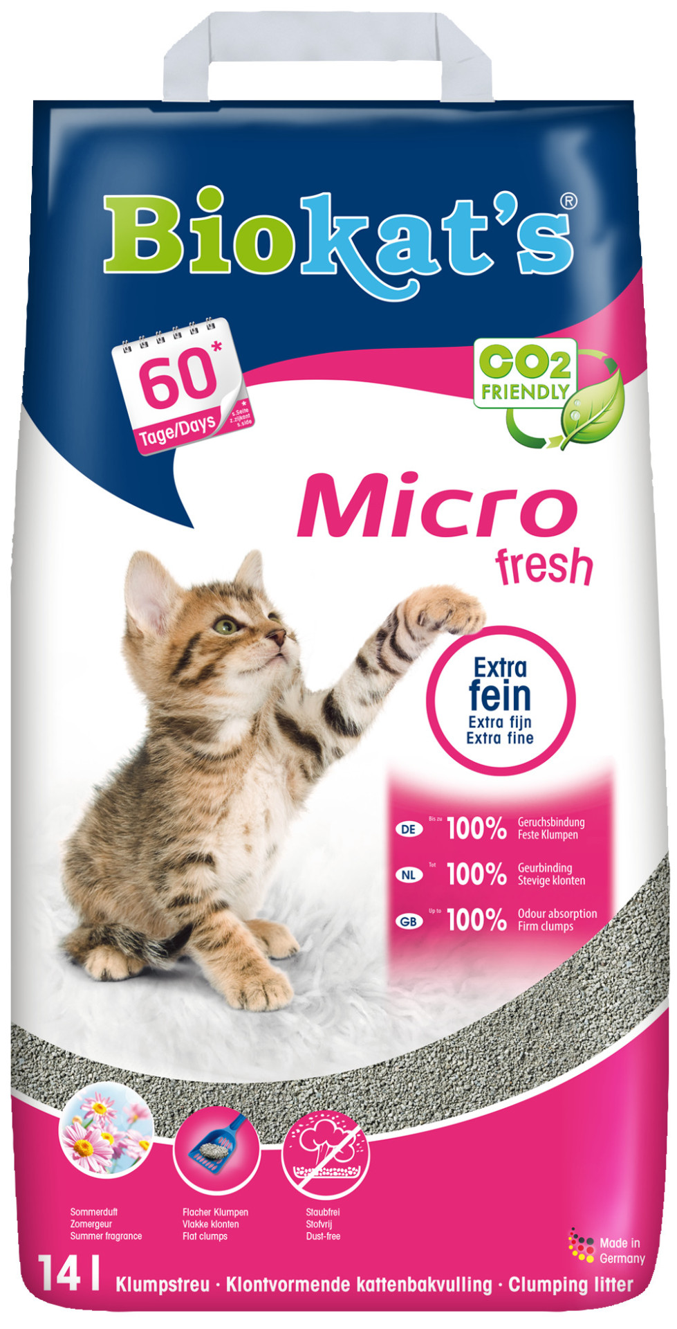 Biokat's Micro Fresh <br>14 ltr