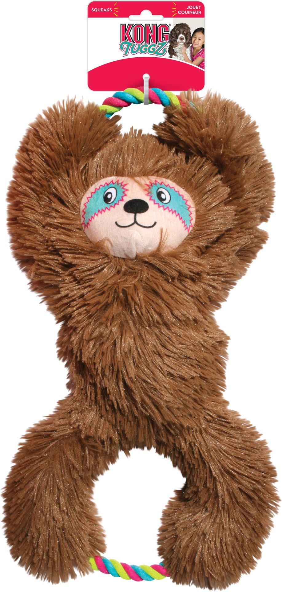 Kong Tuggz Sloth <br>Bruin XL