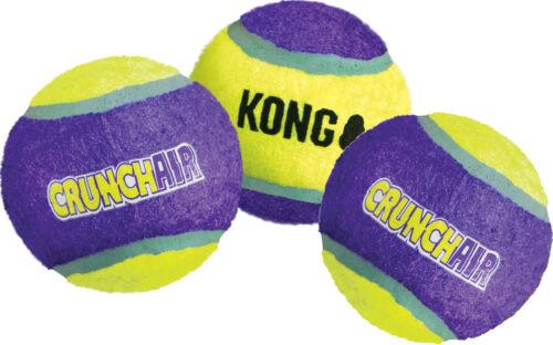 Kong CrunchAir Bal Small 3 st