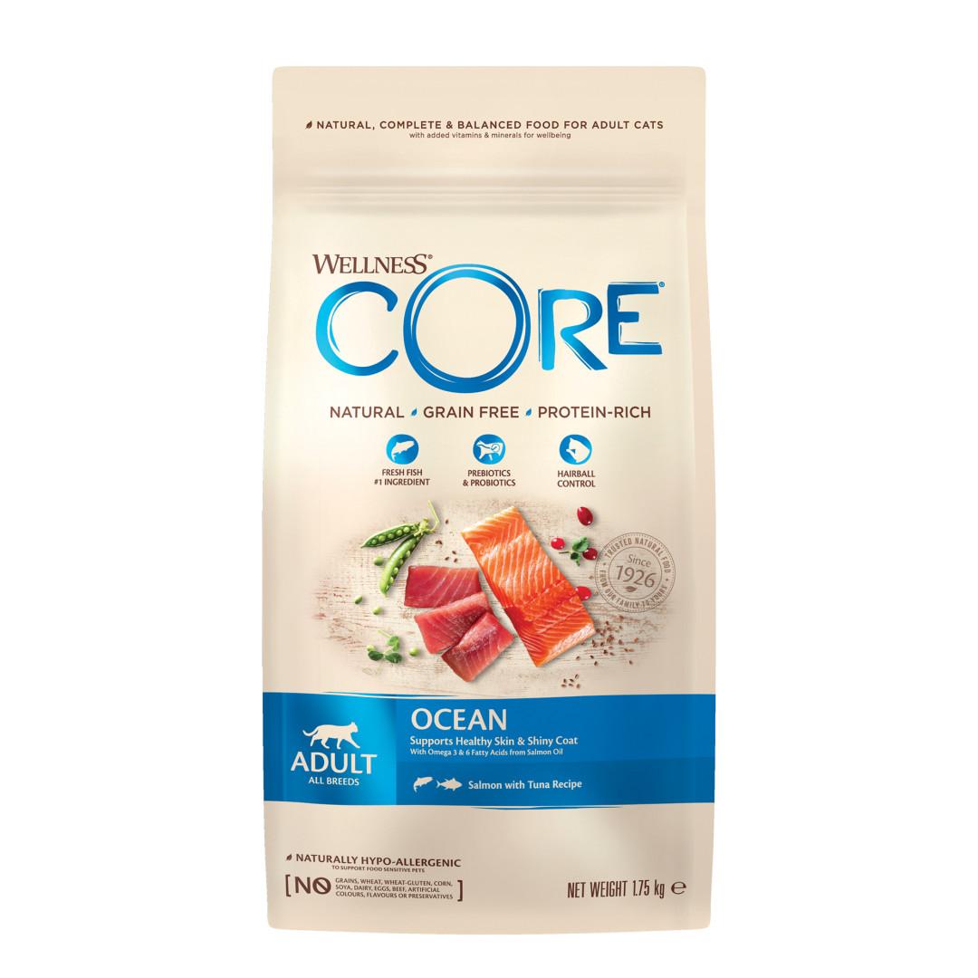 Wellness CORE kattenvoer Ocean <br>1,75 kg