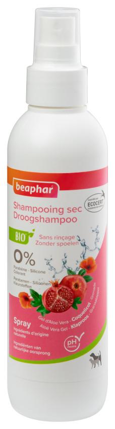 Beaphar Bio Droogshampoo 200 ml