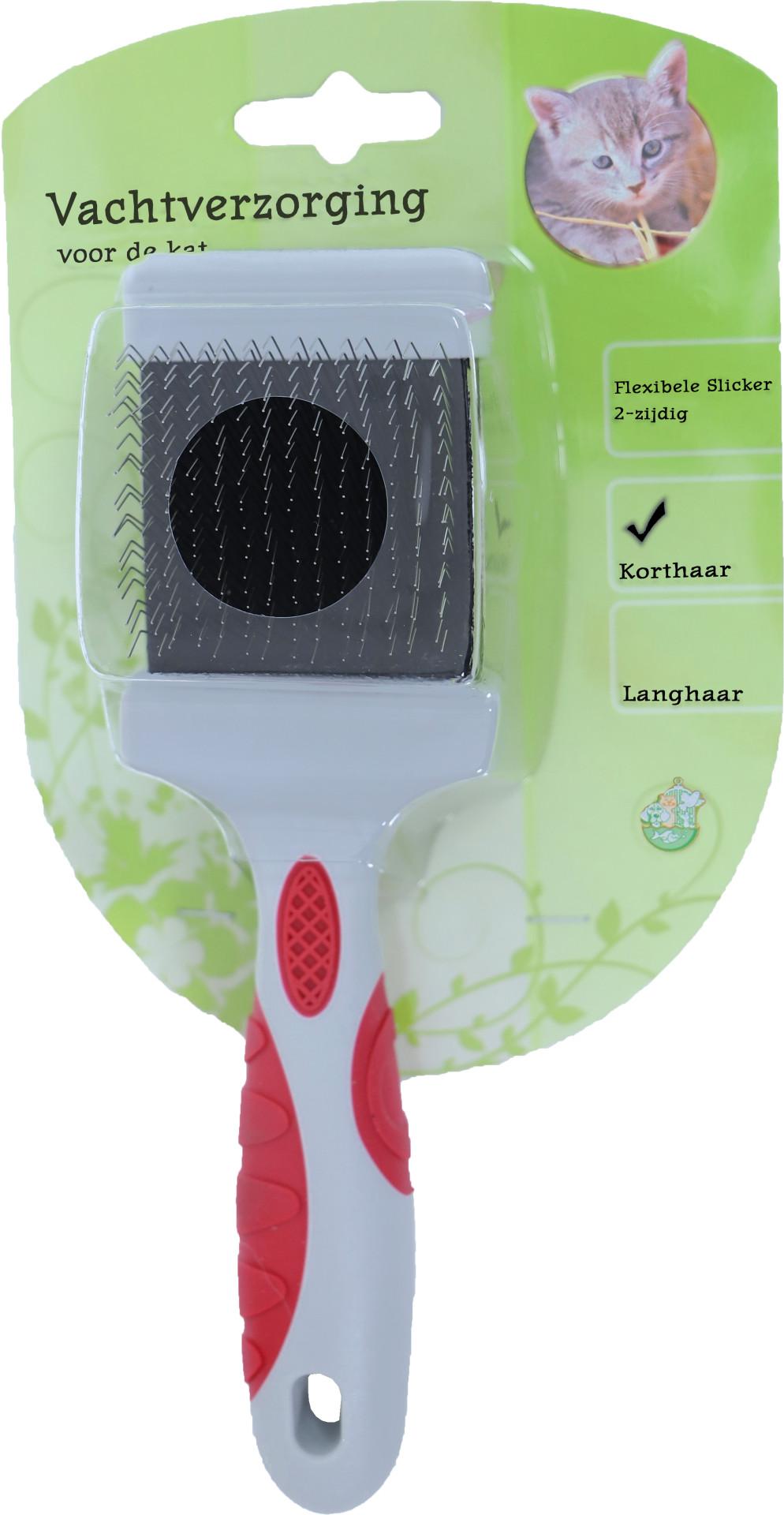 Borstel Flexibele Slicker Small