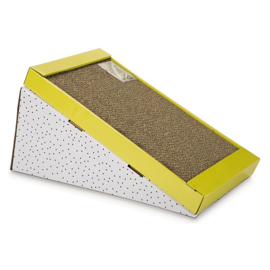 Beeztees kartonnen krabplank Rampino