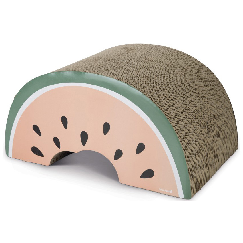 Beeztees kartonnen krabplank Melon