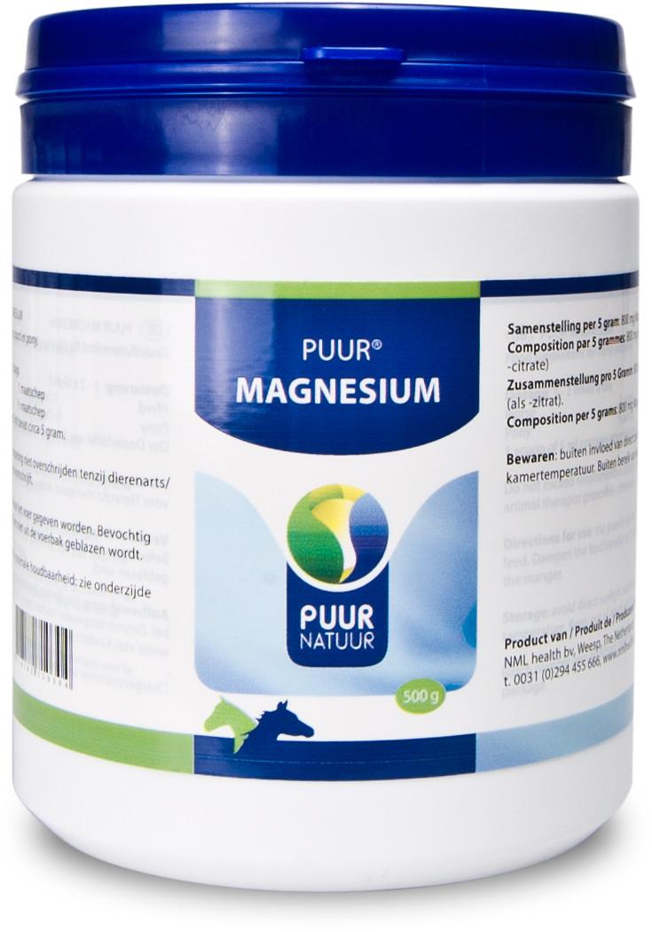 PUUR Magnesium <br>500 gr