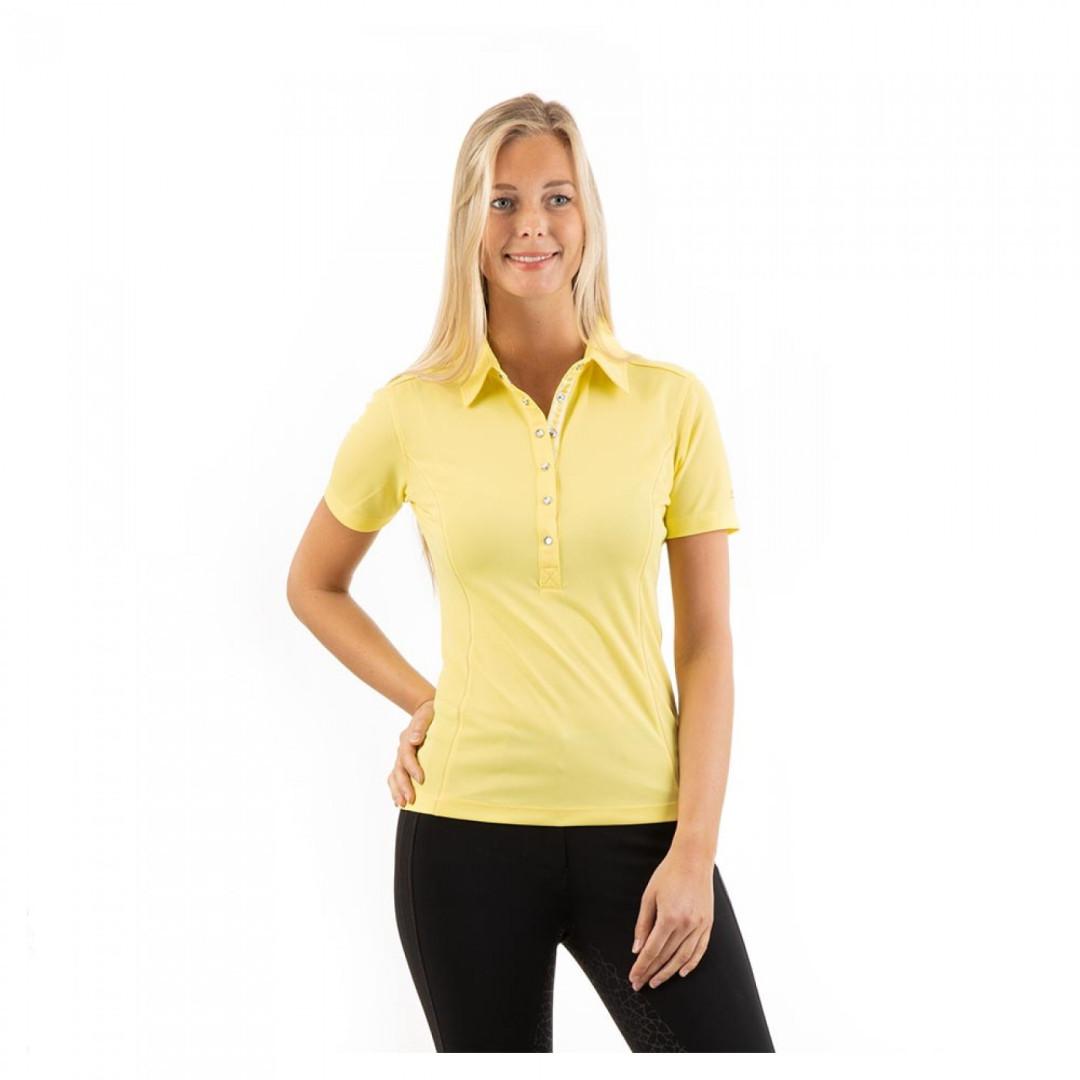 ANKY Essential Polo Shirt Lime Light