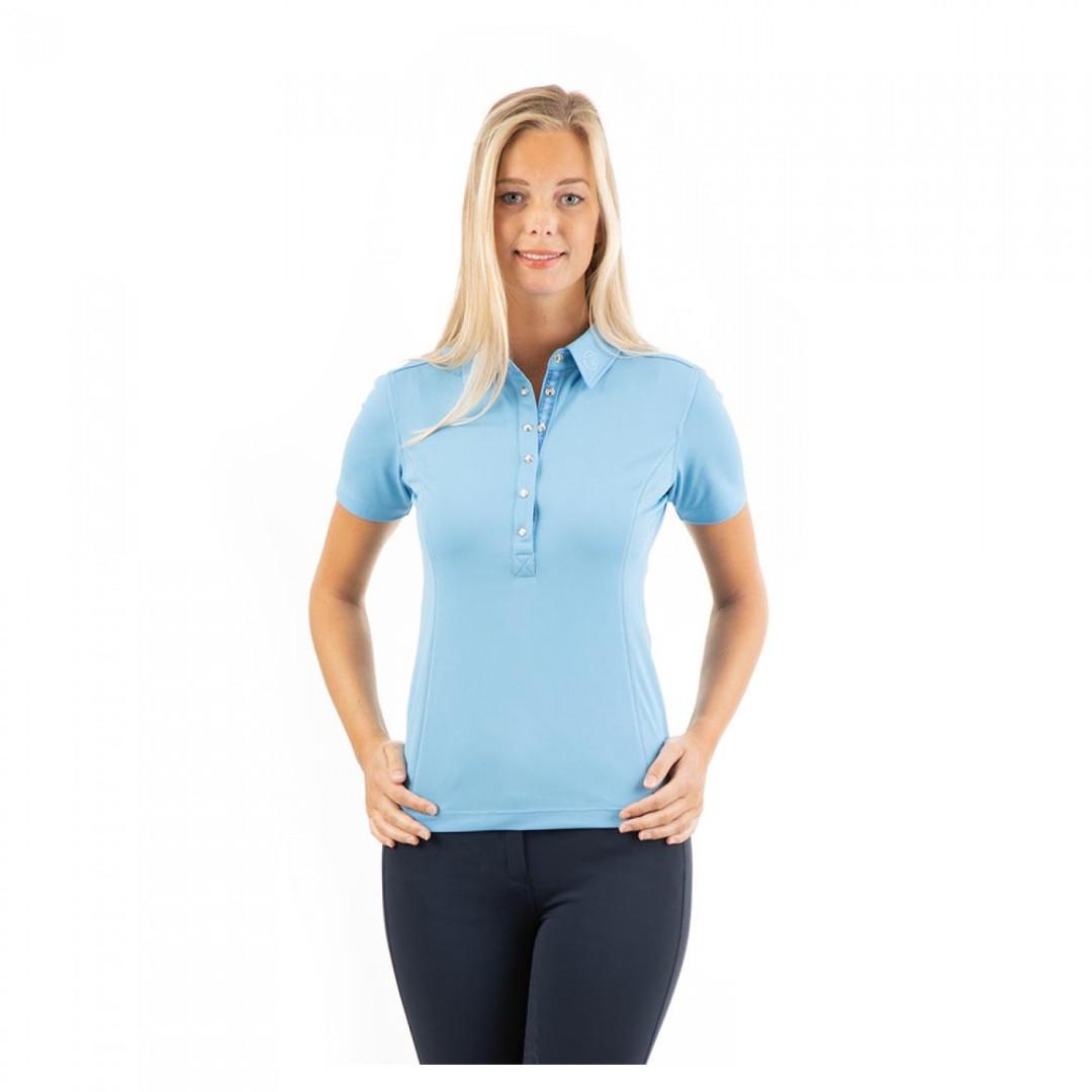 ANKY Essential Polo Shirt Bonnie Blue