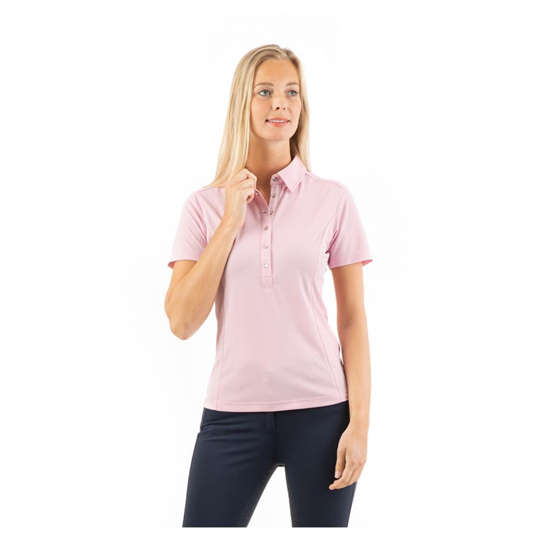ANKY Essential Polo Shirt Candy Pink