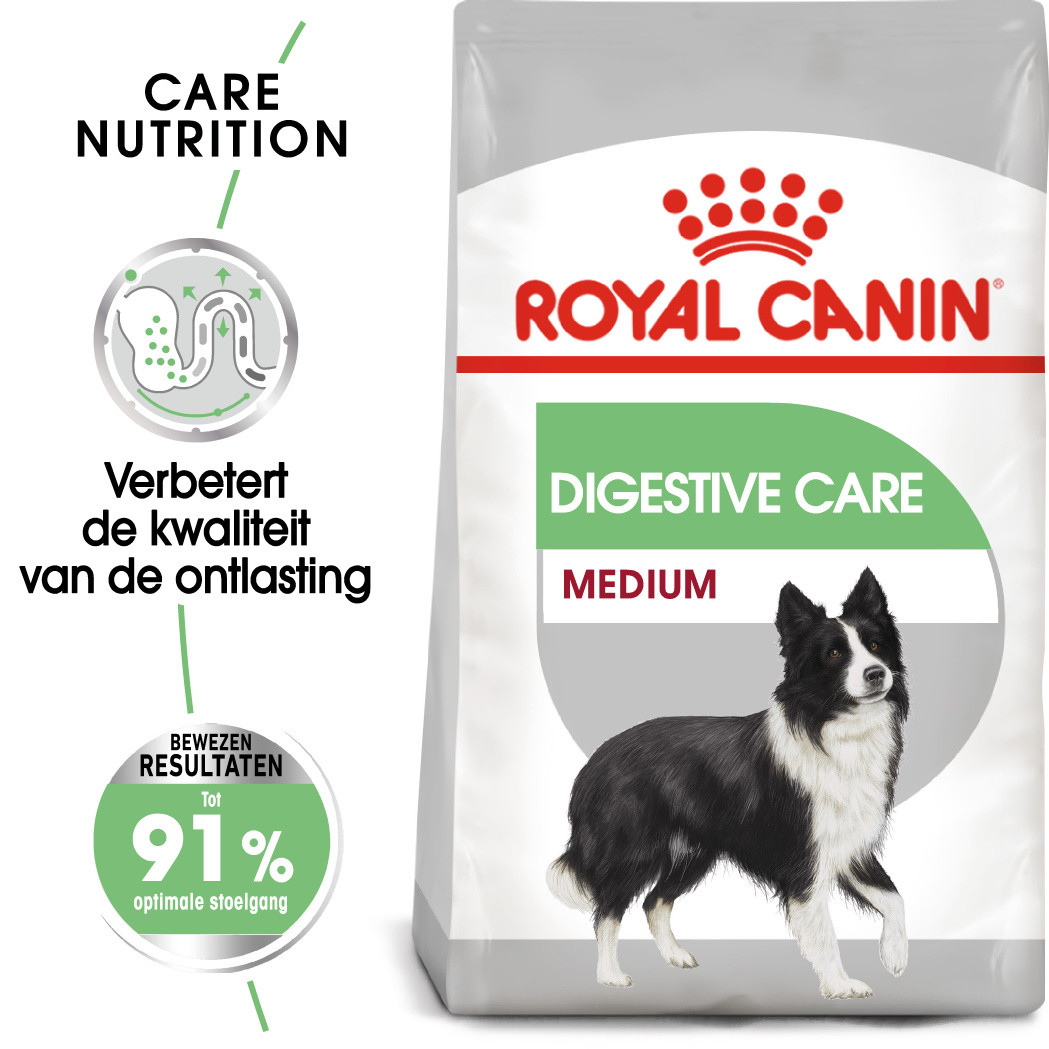 Royal Canin hondenvoer Digestive Care Medium 10 kg
