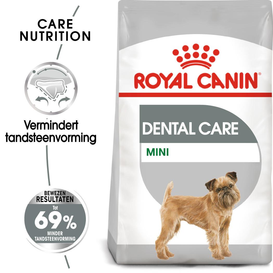 Royal Canin hondenvoer Dental Care Mini 3 kg
