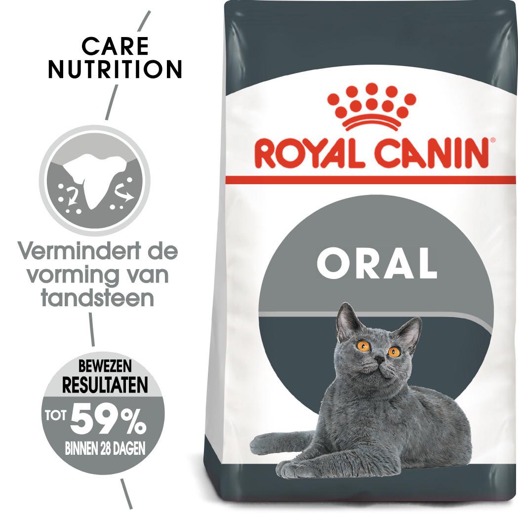 Royal Canin kattenvoer Oral Care 400 gr