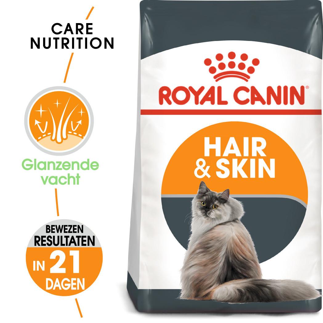 Royal Canin kattenvoer Hair & Skin Care 400 gr