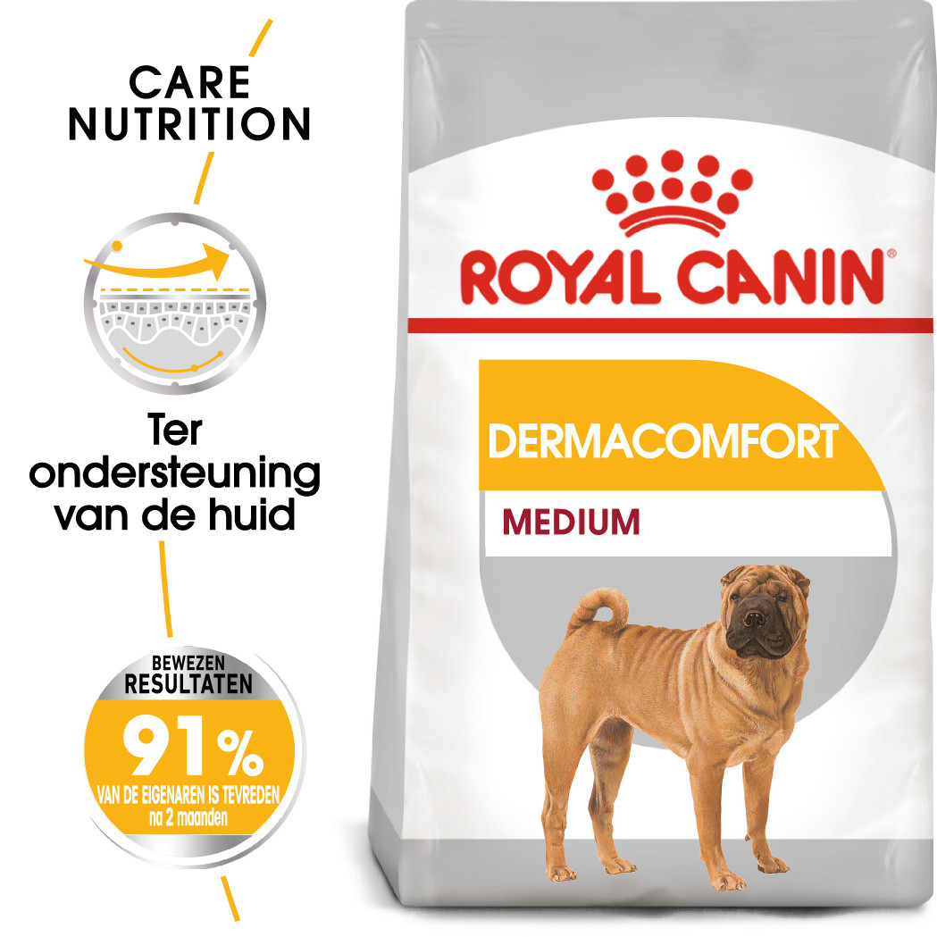 Royal Canin hondenvoer Derma-comfort Medium 3 kg